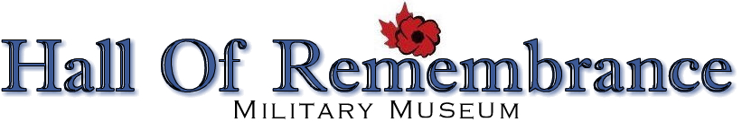 Hall Of Remembrance Logo